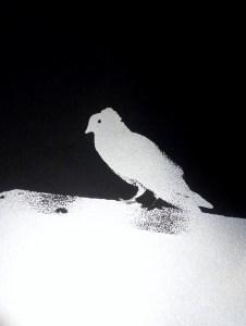Jours redoutables : exposition de sérigraphies de Frédéric D. Oberland @ Bibliothèque Mériadeck | Bordeaux | Nouvelle-Aquitaine | France