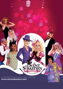 Cabaret Saint Sabastien @ La Grande Poste | Bordeaux | Nouvelle-Aquitaine | France