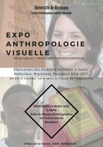 Exposition d'anthropologie visuelle 2018 @ musée d'ethnographie de l'université de Bordeaux | Bordeaux | Nouvelle-Aquitaine | France