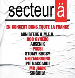 SECTEUR Ä - Tournée évenement @ Bordeaux Métropole Arena | Floirac | Nouvelle-Aquitaine | France