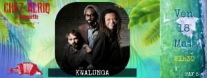 Kwalunga ( Brésil/ MPB) @ La Guinguette Chez Alriq | Bordeaux | Nouvelle-Aquitaine | France