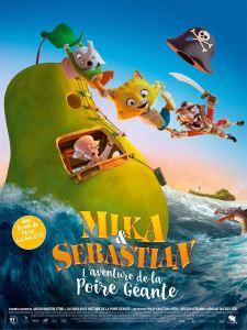 Ciné goûter Mika & Sebastian : l'aventure de la poire géante @ Cinéma L'Etoile | Saint-Médard-en-Jalles | Nouvelle-Aquitaine | France