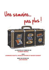 Une semaine... pas plus ! @ La Grande Poste | Bordeaux | Nouvelle-Aquitaine | France
