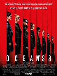 Séance spéciale Ocean's 8 @ Cinéma Zoetrope | Blaye | Nouvelle-Aquitaine | France