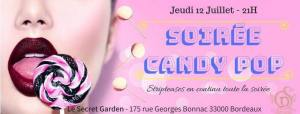 Soirée Candy Pop @ Le Secret Garden  | Bordeaux | Nouvelle-Aquitaine | France