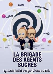 Dimdou & Tonix: la brigade des agents sucrés @ Cabane de Raba | Talence | Nouvelle-Aquitaine | France