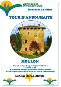 TOUR FORTIFIÉE D'ANSOUHAITE, visite guidée @ parking église de Moulon | Moulon | Nouvelle-Aquitaine | France
