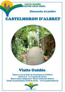CASTELMORON D'ALBRET, plus petite commune de France, village médiéval @ Mairie | Castelmoron-d'Albret | Nouvelle-Aquitaine | France