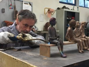 A la découverte du métier de fondeur d'art @ La Fonderie des Cyclopes | Mérignac | Nouvelle-Aquitaine | France