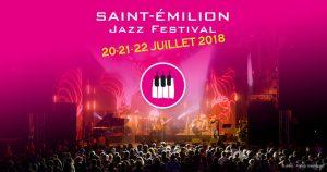 Saint-Emilion Jazz Festival @ Saint Emilion   Saint-Émilion   Nouvelle-Aquitaine   France