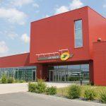 La Poste et sa plateforme de tri du courrier ultramoderne @ Plateforme Industrielle du Courrier de La Poste à Cestas | Cestas | Nouvelle-Aquitaine | France