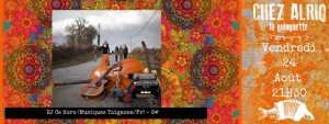 EJ Ce Horo (Musiques Tziganes/Fr) @ La Guinguette Chez alriq | Bordeaux | Nouvelle-Aquitaine | France