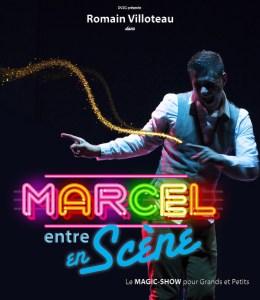 MARCEL ENTRE EN SCENE @ THEATRE VICTOIRE | Bordeaux | Nouvelle-Aquitaine | France