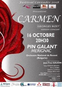 CARMEN @ Le Pin Galant | Mérignac | Nouvelle-Aquitaine | France