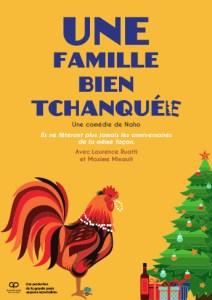 Une famille bien Tchanquée @ La Grande Poste | Bordeaux | Nouvelle-Aquitaine | France