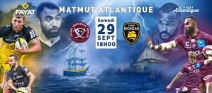 Les Rochelais à l'abordage du Matmut ATLANTIQUE ! @ MATMUT Atlantique | Bordeaux | Nouvelle-Aquitaine | France