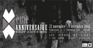 Les Chattes Du Cimetière - 10 ans @ Les Vivres de l'Art | Bordeaux | Nouvelle-Aquitaine | France