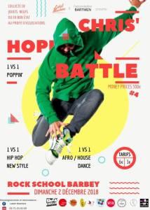 Battle de danses Hip HOP @ Rock School Barbey  | Bordeaux | Nouvelle-Aquitaine | France