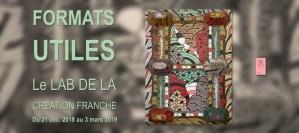 Formats utiles, le LAB de la Création Franche @ Musée de la Création Franche | Bègles | Nouvelle-Aquitaine | France
