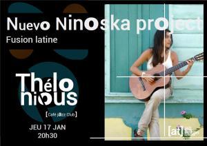 Nuevo Ninoska project @ Thelonious Café Jazz Club | Bordeaux | Nouvelle-Aquitaine | France