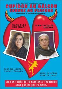 Cupidon au balcon, cornes au plafond ! @ La Grande Poste | Bordeaux | Nouvelle-Aquitaine | France