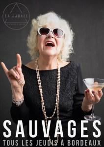 Sauvages, théâtre d'impro @ La Rousselle | Bordeaux | Nouvelle-Aquitaine | France