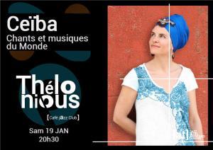 Ceiba @ Thélonious Café Jazz Club | Bordeaux | Nouvelle-Aquitaine | France
