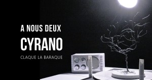 A nous deux Cyrano @ théâtre en miettes   Bègles   Nouvelle-Aquitaine   France