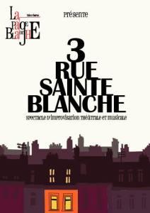 IMPROVISATION - 3 RUE STE BLANCHE @ L'IMPROVIDENCE | Bordeaux | Nouvelle-Aquitaine | France