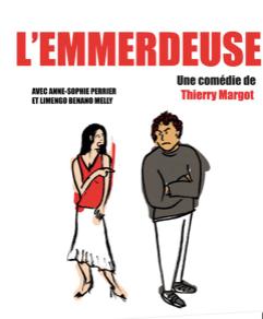 L'EMMERDEUSE @ Café-théâtre des Chartrons | Bordeaux | Nouvelle-Aquitaine | France