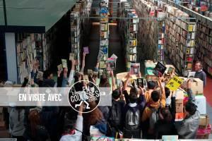 Visite: Le Livre Vert donne du sens à vos livres ! @ Le livre vert | Bordeaux | Nouvelle-Aquitaine | France
