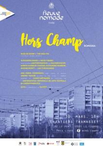 Fleuve Nomade # Hors Champ @ Les Chantiers Tramasset | Le Tourne | Nouvelle-Aquitaine | France