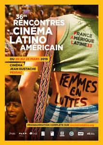 36ème édition des Rencontres du Cinéma Latino-Américain @ Cinéma Jean Eustache | Pessac | Nouvelle-Aquitaine | France