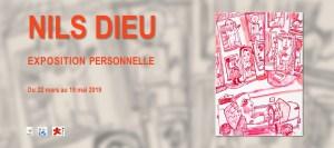 Nils Dieu @ Musée de la Création Franche | Bègles | Nouvelle-Aquitaine | France