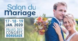 Salon du Mariage de Bordeaux @ Palais des congrès de Bordeaux | Bordeaux | Nouvelle-Aquitaine | France