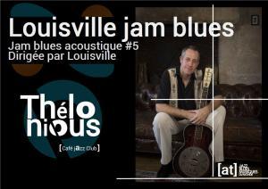 Louisville jam Blues #5 @ Thélonious Café Jazz Club | Bordeaux | Nouvelle-Aquitaine | France