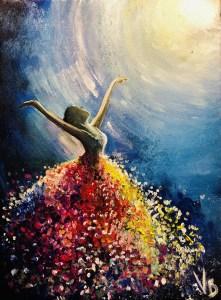 Afterwork créatif ArtNight • La danseuse @ Bordeaux