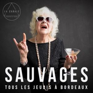 Sauvages, la pièce improvisée @ Théâtre de la Rousselle | Bordeaux | Nouvelle-Aquitaine | France