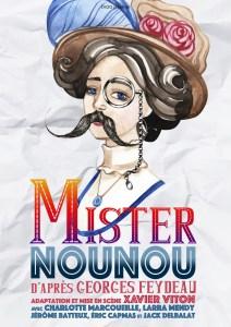 Mister nounou  (20h30) @ Théâtre Trianon | Bordeaux | Nouvelle-Aquitaine | France