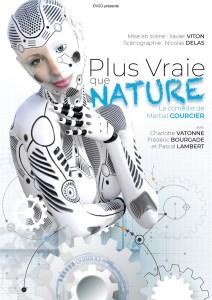 Plus vraie que nature @ Théâtre Molière | Bordeaux | Nouvelle-Aquitaine | France