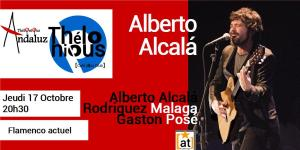 Cafe Andaluz : Alberto Alcala (Malaga) @ THELONIOUS | Bordeaux | Nouvelle-Aquitaine | France