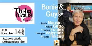 Bonie and guys* @ Le thélonius | Bordeaux | Nouvelle-Aquitaine | France
