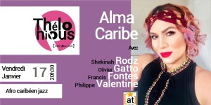 Alma Caribe - Afro caribéen @ THELONIOUS CAFE JAZZ CLUB | Bordeaux | Nouvelle-Aquitaine | France