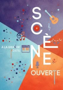 Scène Ouverte @ La Grande Poste   Bordeaux   Nouvelle-Aquitaine   France