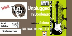UNPLUGGED IN BORDEAUX - THELONIOUS CAFE JAZZ CLUB @ Thelonious Café Jazz Club | Bordeaux | Nouvelle-Aquitaine | France