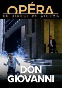 LES RETRANSMISSIONS DU METROPOLITAN OPÉRA / DON GIOVANNI – Mozart @ L'ENTREPÔT DU HAILLAN | Le Haillan | Nouvelle-Aquitaine | France