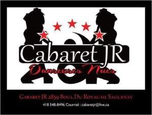 Cabaret JR, Saguenay/Lac Saint-Jean, SORTiRMTL