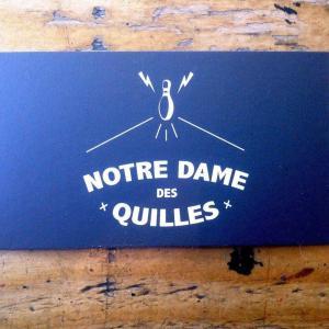 Notre Dame des Quilles, Bar, Restaurant, SORTiRMTL