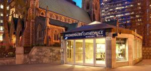 Promenades de la Cathédrale, Shopping, Montréal, SORTiRMTL