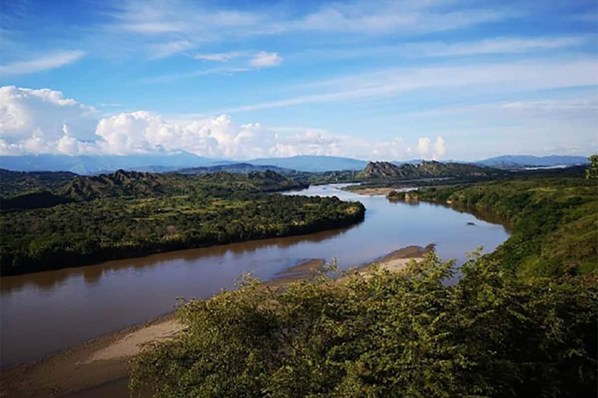 Magdelena river